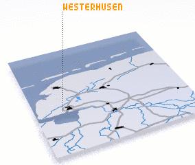 3d view of Westerhusen