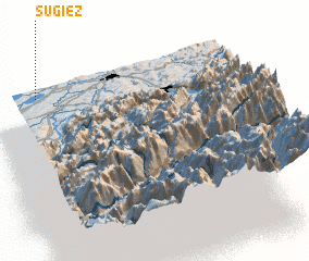3d view of Sugiez