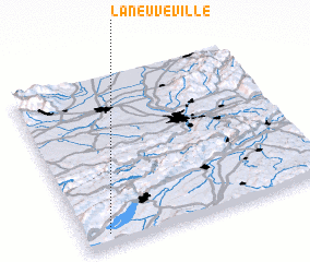 3d view of La Neuveville