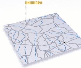 3d view of Umu Ikoro