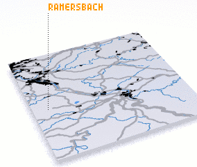 3d view of Ramersbach