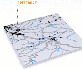 3d view of Fritzdorf