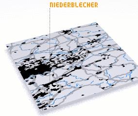3d view of Niederblecher