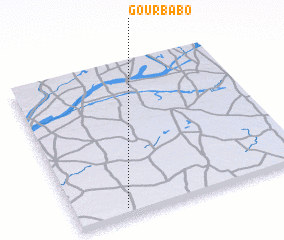 3d view of Gourbabo