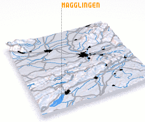 3d view of Magglingen