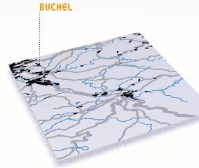 3d view of Büchel