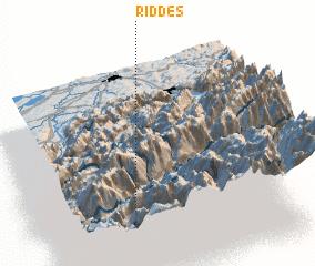 3d view of Riddes