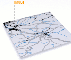 3d view of Kaule