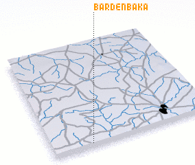 3d view of Barden Baka