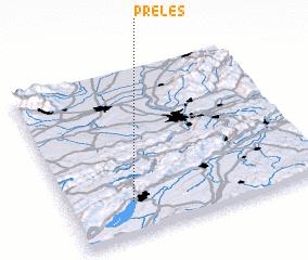 3d view of Prêles