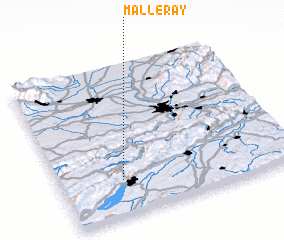 3d view of Malleray