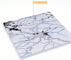 3d view of Pommern