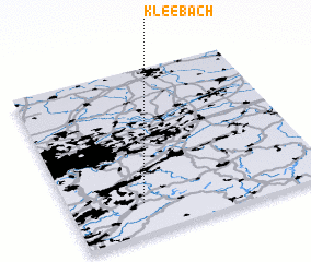 3d view of Kleebach