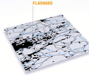 3d view of Flanhard