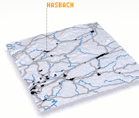 3d view of Hasbach