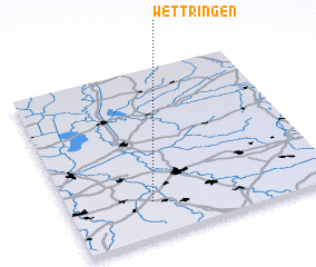 3d view of Wettringen