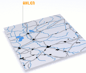 3d view of Ahlen