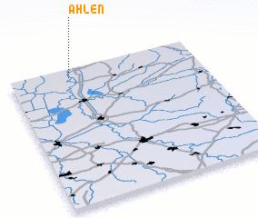 3d view of Ahlen