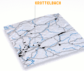 3d view of Krottelbach