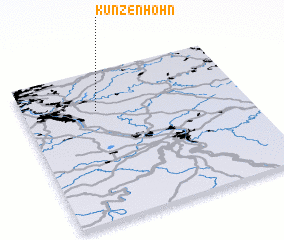 3d view of Künzenhohn
