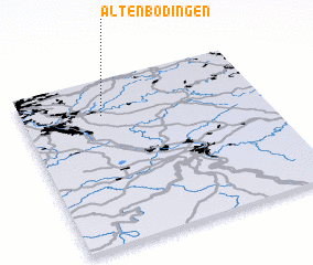 3d view of Altenbödingen