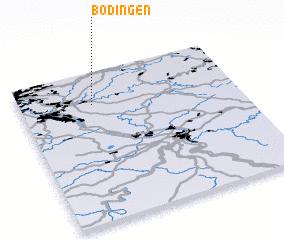 3d view of Bödingen