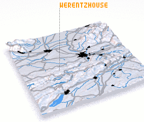 3d view of Werentzhouse