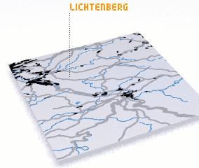 3d view of Lichtenberg