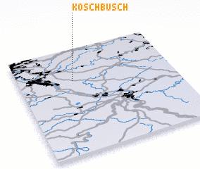 3d view of Köschbusch