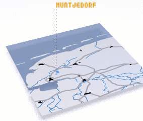 3d view of Müntjedorf