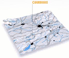 3d view of Courroux