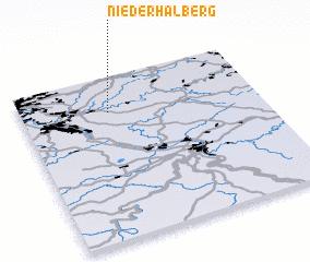 3d view of Niederhalberg
