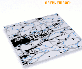 3d view of Oberweinbach