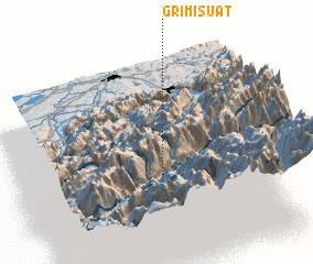 3d view of Grimisuat