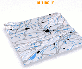 3d view of Oltingue