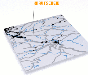 3d view of Krautscheid