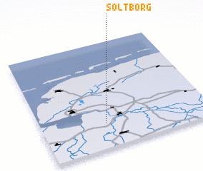 3d view of Soltborg