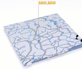 3d view of Gaulavik