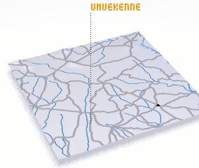 3d view of Umu Eke Nne