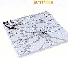 3d view of Altstrimmig