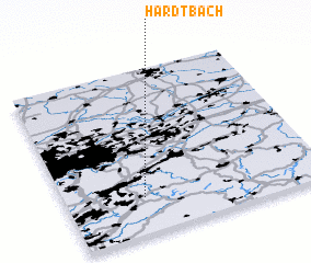 3d view of Hardtbach