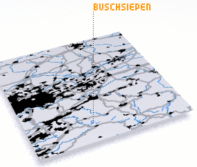 3d view of Buschsiepen