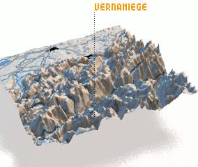 3d view of Vernamiège