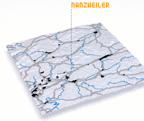 3d view of Nanzweiler