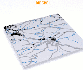 3d view of Dinspel