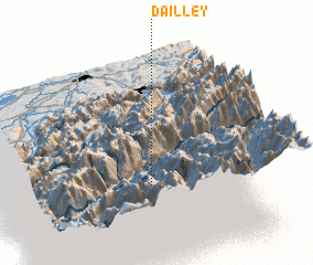 3d view of Dailley