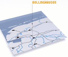 3d view of Bollinghausen