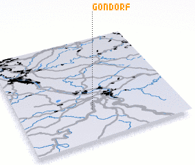 3d view of Gondorf