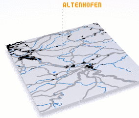 3d view of Altenhofen