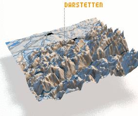 3d view of Därstetten